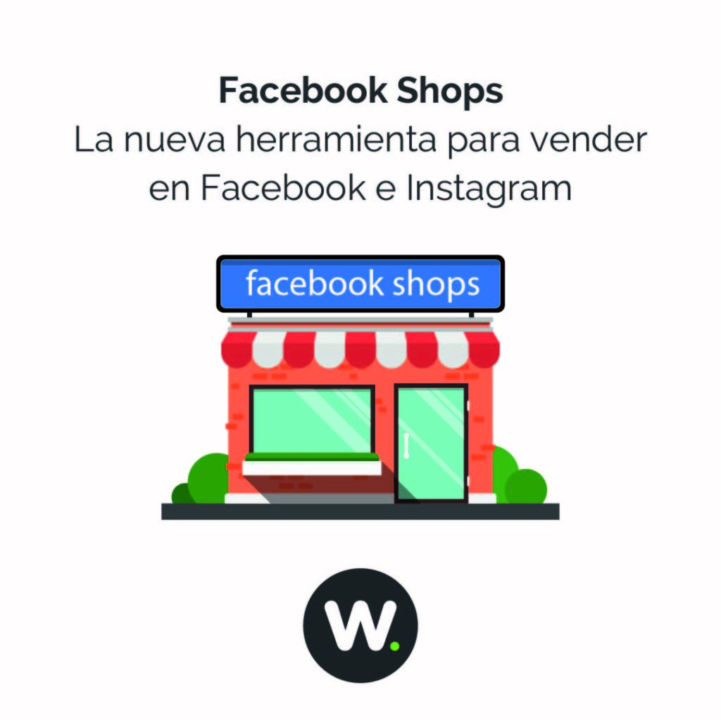Facebook Shops WeLoveWebs