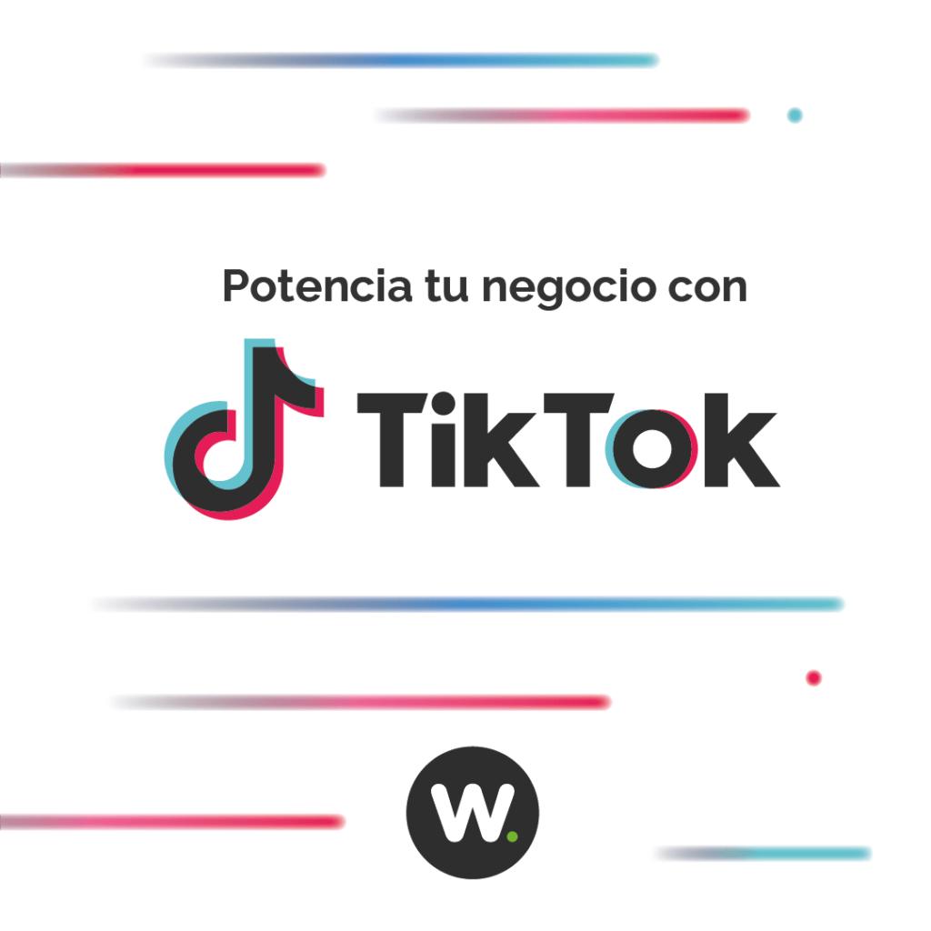 TikTok WeLoveWebs