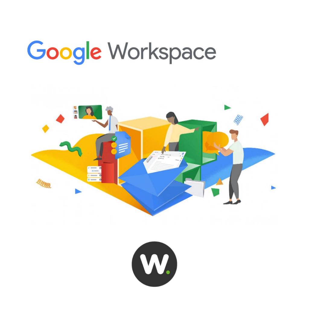 Utiliza Google WorkSpace para trabajar desde casa