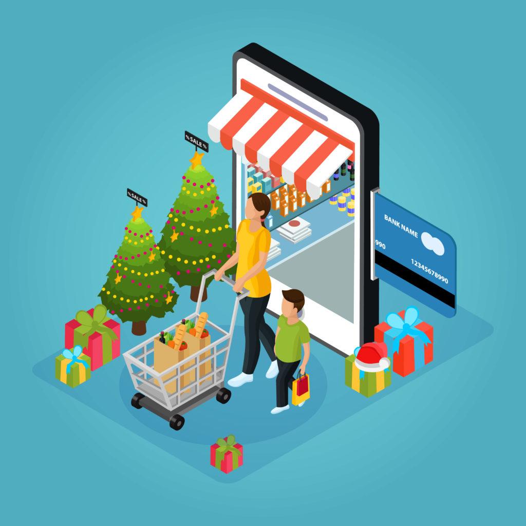 Prepara tu campaña de ventas online para esta navidad