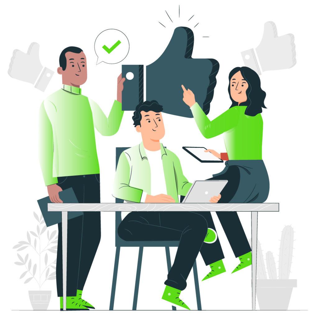 Haz de tus empleados tus embajadores de marca en Linkedin - WeLoveWebs